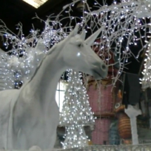 Unicornios en la Cabalgata de Reyes de Torrejón, 2017