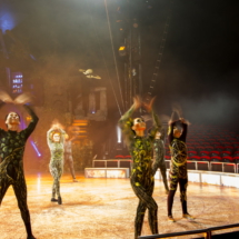Circo Mágico: acróbatas