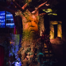 Árbol del Circo Mágico
