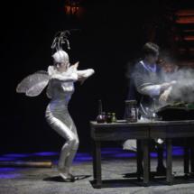 Taller del mago en el Circo Mágico