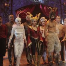 Personajes del Circo Mágico