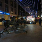 Decoración navideña en Torrejón de Ardoz