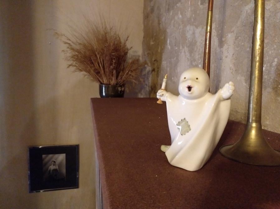 El único fantasma del Castillo de Orgaz...