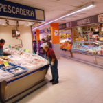 Ir a un mercado tradicional: a la compra con peques