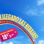 Rebajas en el Parque de Atracciones de Madrid
