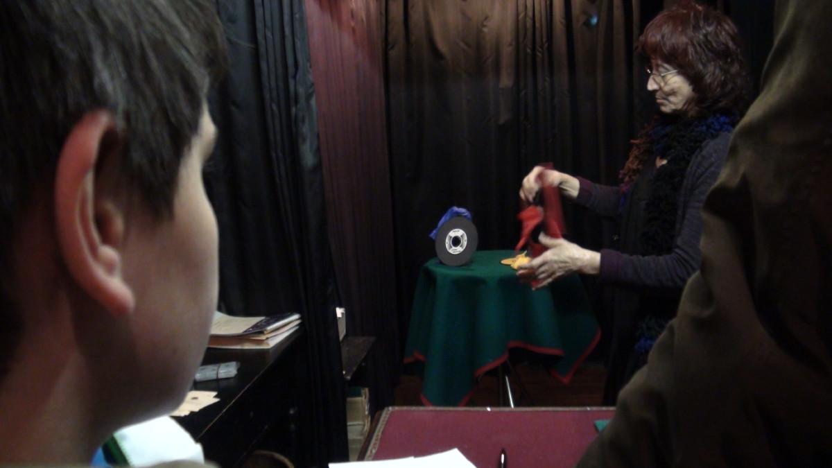 Tienda de artículos de magia 'El Rei de la Màgia', en Barcelona