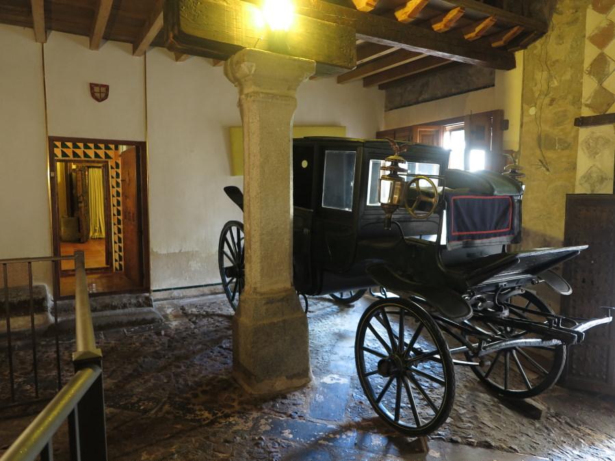 Carruaje del Castillo de Orgaz