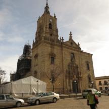 Iglesia de Santo Tomás, en Orgaz
