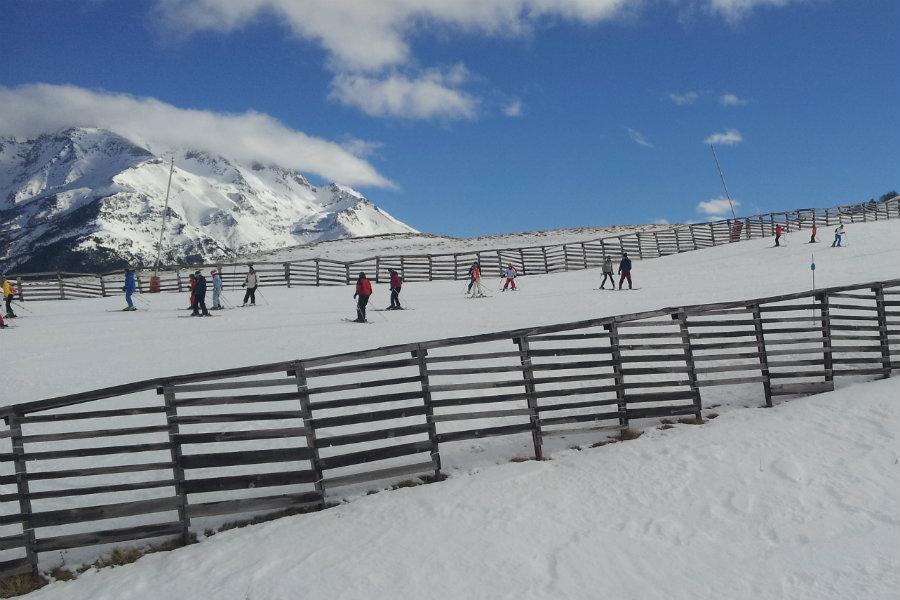 Una excursión a la nieve es un gran aliciente para afrontar el invierno ;-)