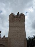 En este Parque los niños pueden subir a las torres de un castillo mudéjar