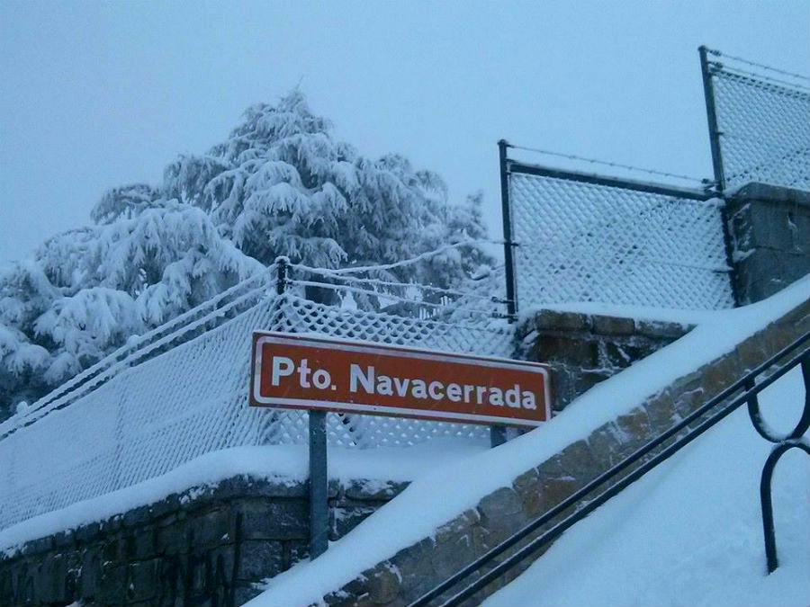 Puerto de Navacerrrada