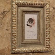 Retrato de Jere, en el Castillo de Orgaz