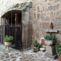 Tumba de Jere, en el Castillo de Orgaz