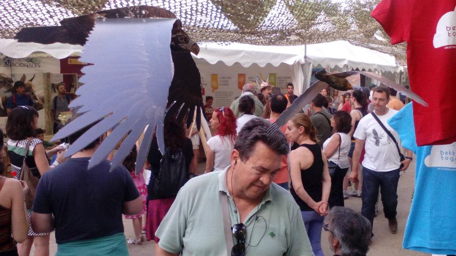 Feria de las aves de Madrid, Madbird