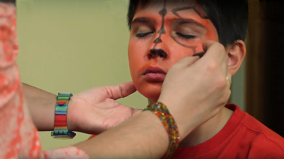 Te damos algunos trucos profesionales para el maquillaje casero de un disfraz