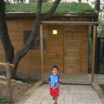 Mas Fuselles es un hotelito rural ideal para pasar unos días en Girona, con niños
