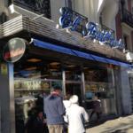 El brillante es un bar con solera muy cerquita de la estación de Atocha