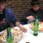 Pizzería La Bella Napoli, en Barcelona