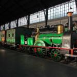 Días sin cole en el Museo del Ferrocarril de Madrid