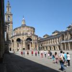Paseo por La Laboral, la Ciudad de la Cultura de Gijón