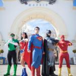 Mes de los Superhéroes en el Parque Warner, marzo y abril de 2018