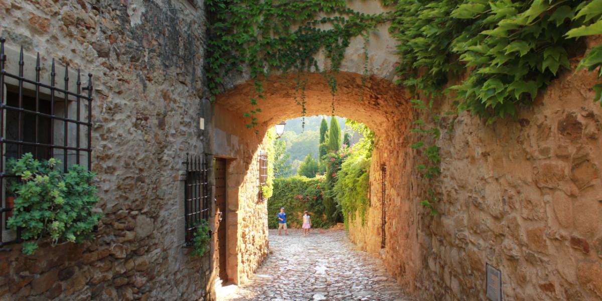 Calle de Peratallada