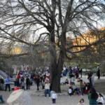 El Madrid Río es un gran parque que ofrece un montón de posibilidades para salir con niños