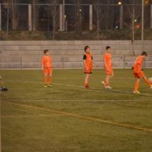 Campo de fútbol del Madrid Río