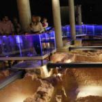 Visitamos el yacimiento 'Gadir, el origen fenicio de Cádiz'