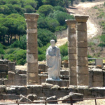 Bolonia y las ruinas de Baelo Claudia, con niños