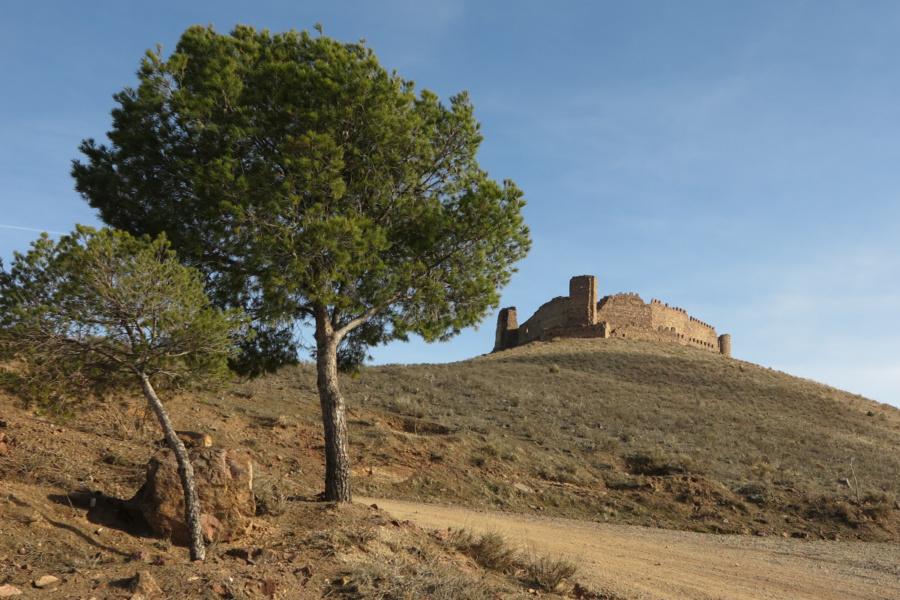 Visitamos el Castillo de Almonacid y recorremos su entorno