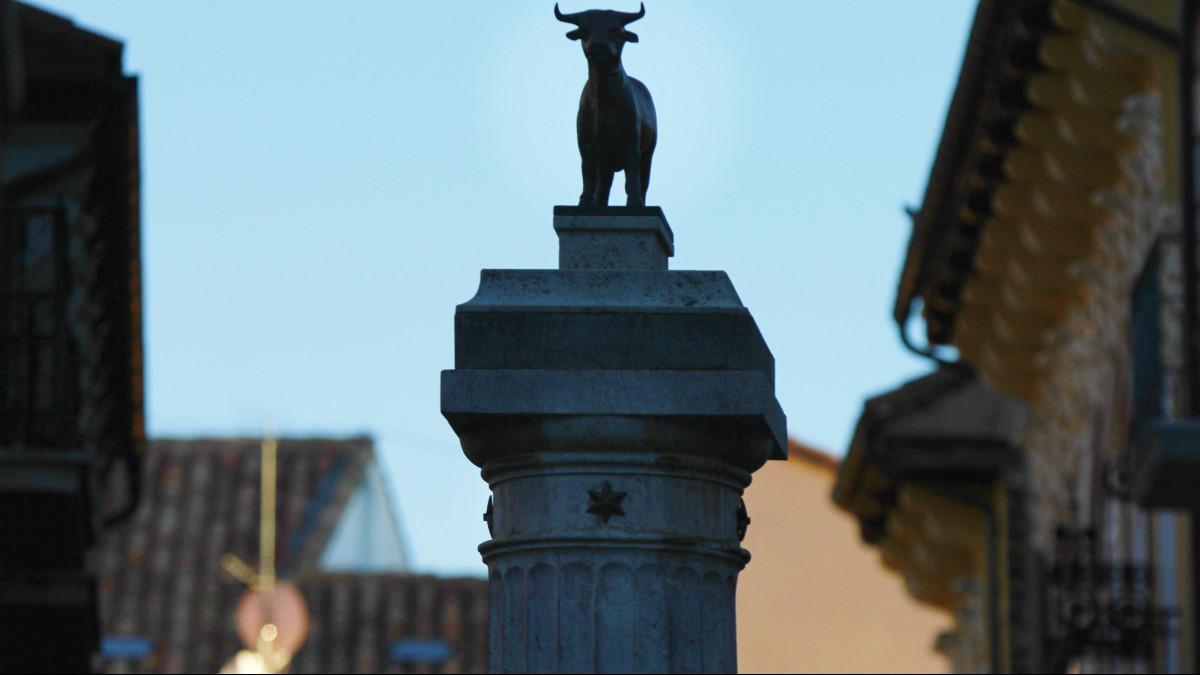 Descubrimos la plaza del Torico de Teruel y el por qué de su estrella