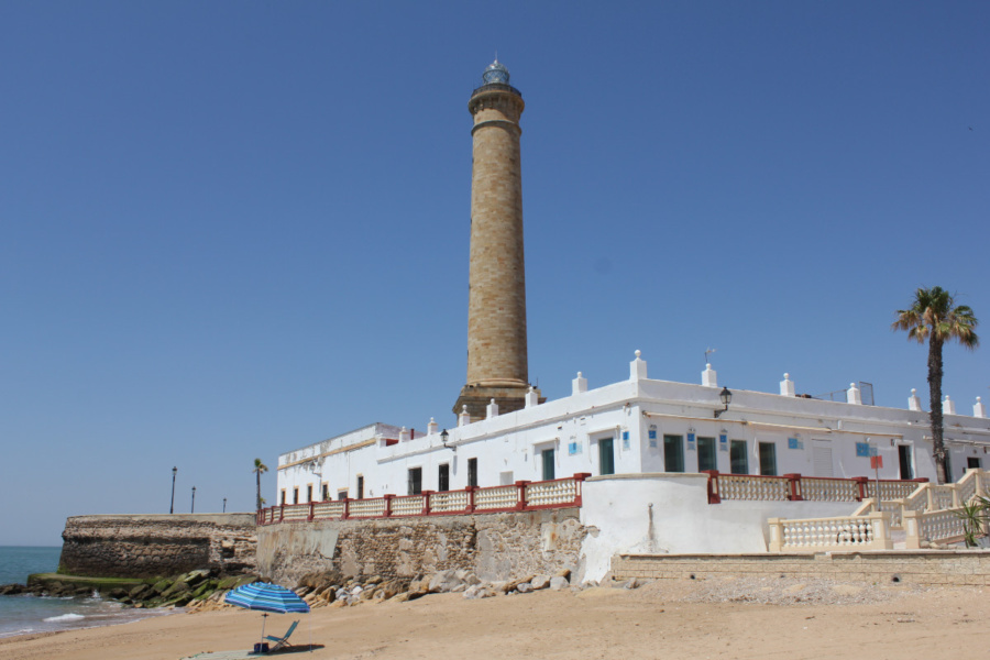 Entorno del Faro de Chipiona
