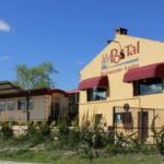 Restaurante 'La Postal', en Segovia, con los niños