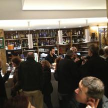 Bar de txikitos del casco viejo de Bilbao