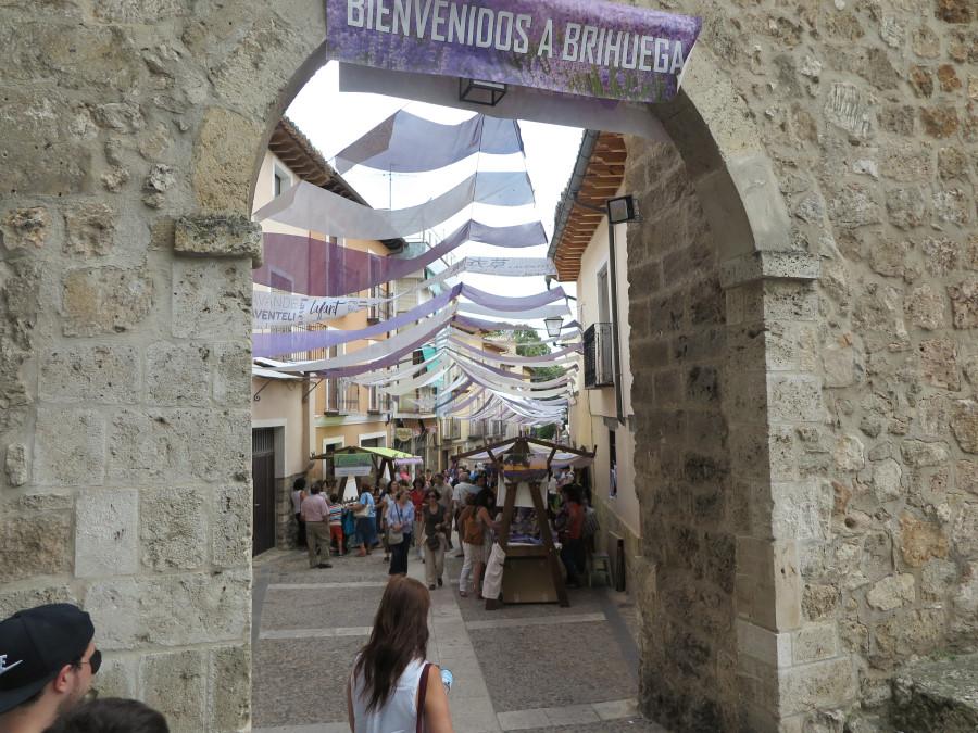 Puerta de la Cadena de Brihuega