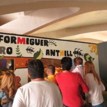 La Ciudad de las Artes y las Ciencias de Valencia, con niños