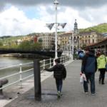 Hacemos una ruta familiar por los puentes de la ría de Bilbao