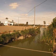 Vista de La Albufera de Valencia
