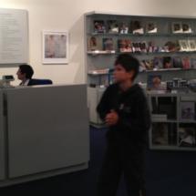 Tienda del Museo Sorolla de Madrid