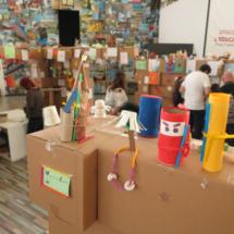 Espacio infantil del Museo de las Ciencias Príncipe Felipe