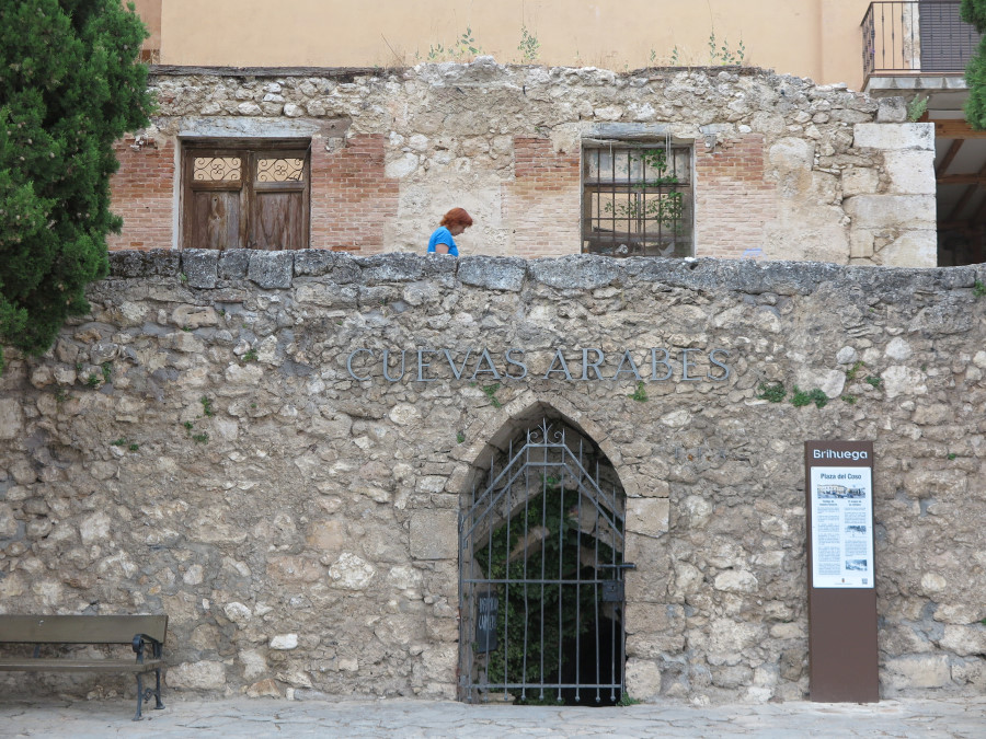 Cuevas árabes de Brihuega