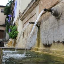 Fuente de la Plaza Mayor de Brihuega
