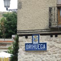 Brihuega es un pueblo de La Alcarria, en la provincia de Guadalajara