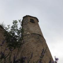 Torreón de la muralla de Brihuega