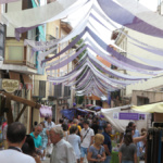 Mercado de la lavanda de Brihuega: dónde y cuándo se celebra