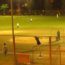 """Instalaciones deportivas en """"el río"""", en Valencia"""