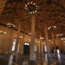Columnas de la Lonja de Valencia