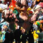 15 claves para entender las Fallas de Valencia, con niños