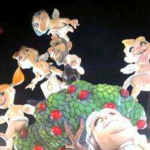 La fiesta de las Fallas está 'diseñada' para mayores y para niños